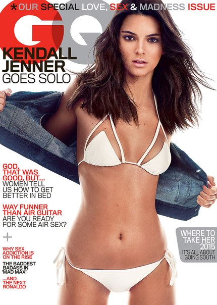 Kendall Jenner – GQ Magazine Photoshoot (May 2015)