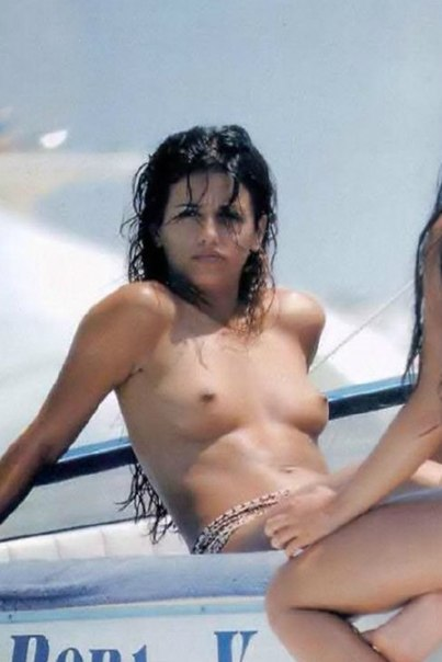 Моника Крус Голая - Monica Cruz Nude