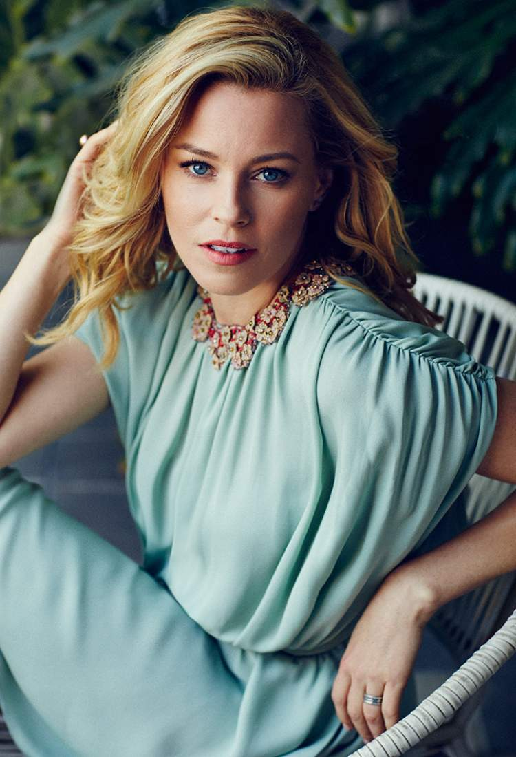 Элизабет Бэнкс (Elizabeth Banks) для журнала The Hollywood Reporter