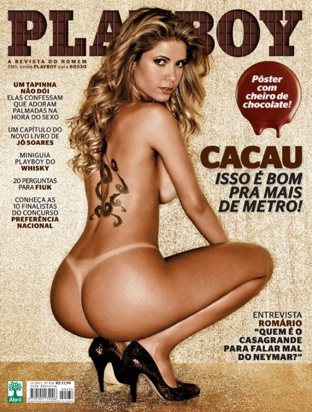Секси Claudia Colucci - Playboy November 2011 (11-2011) Brazil